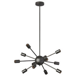 Industrial Chandeliers by Homesquare