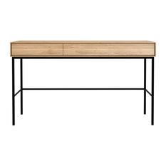 Ethnicraft Whitebird Oak Desk