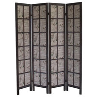 Paris Folding Screen