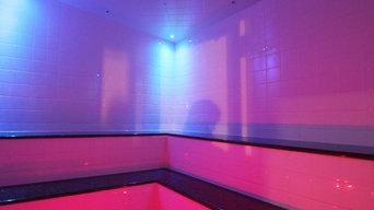 Health Club Steam Room