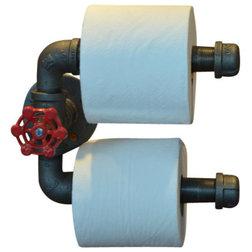 Industrial Toilet Paper Holders by West Ninth Vintage