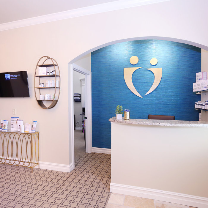 Lobby Design for Ross Medical