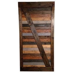 Rustic Interior Doors by good from wood