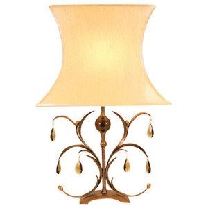 Table Lamp, Antique Bronze