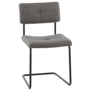 Brooklyn Rogue Chair, Black