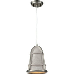 Industrial Pendant Lighting by BisonOffice