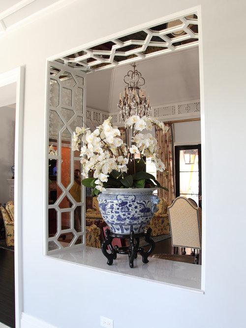 Japanese Foyer Design : Asian entryway design ideas renovations photos with a