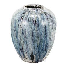Azura Terra-Cotta Vase