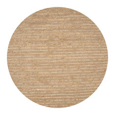 Safavieh Bohemian Collection BOH525 Rug, Beige/Multi, 10' Round
