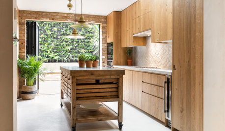 Houzz Tour: A Small Victorian House Where Every Inch is Maximised