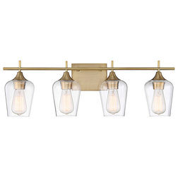 Trend Contemporary Bathroom Vanity Lighting by Savoy House