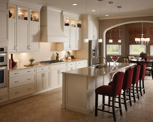 Classic Traditional Kitchen Cabinets Style