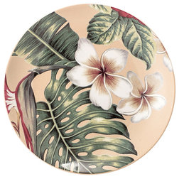 Tropical Dinner Plates by Beaumonde