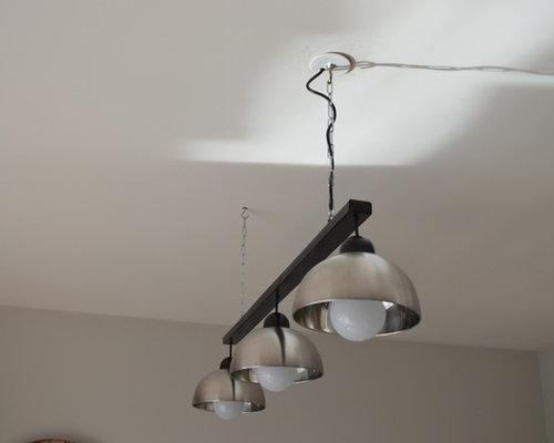 Suspension Industrielle - Suspension Luminaire