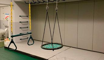 Playroom for my GRANDKIDS!