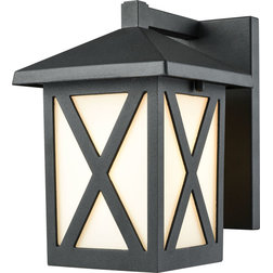 Transitional Outdoor Wall Lights And Sconces by LIGHTING JUNGLE