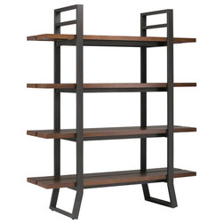 Industrial Bookcases by Homesquare