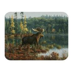 McGowan Tuftop Moose Cutting Board Moose, Medium