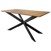 Cross Street Table, Base Only