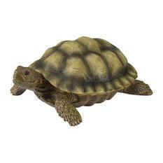 Gilbert The Box Turtle Statue