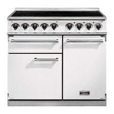 Falcon 1000 Deluxe Range Cooker with Induction Hob Range Cooker