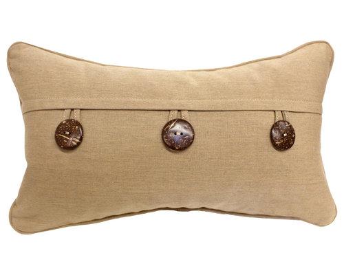 "3 Button Envelope 12""x20"" - Canvas Heather Beige - Products"