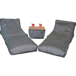 Contemporary Outdoor Lounge Sets by Modern Bean Bag