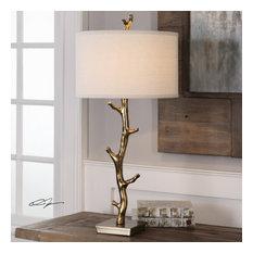 Uttermost Javor Tree Branch Table Lamp