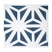 "8""x8"" Febe Cement Tile"