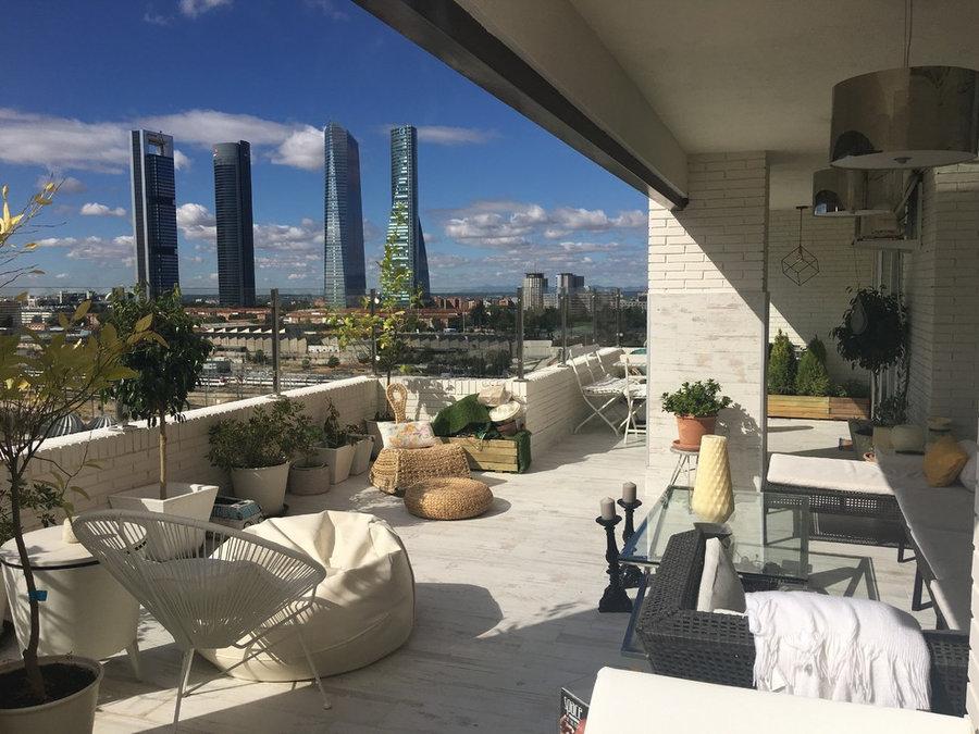 Diseño Y Reforma Terraza Atico Mercedes Caro Art Design