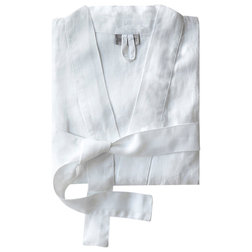 Traditional Bathrobes by The Linen Works