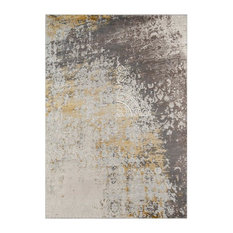 """Luxe Rug, Gold, 7'10""""x9'10"""""""