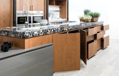 Muebles de cocina: Elige la apertura más adecuada
