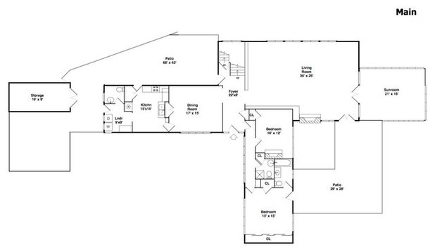 Stunning Floor Plan What It us Like to Live in a Frank Lloyd Wright House