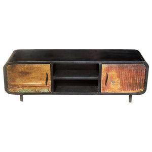 MEVA Furniture, TV Stand - Industrial - Entertainment