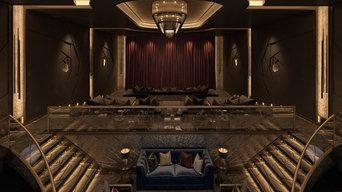 BEAUTIFUL BALCONY CINEMA