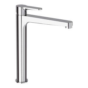 Winner Chrome Plated High Bathroom Sink Mixer Tap, 30.50 Cm, Waste Plug Not Incl