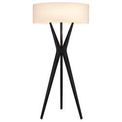 Fancy Midcentury Floor Lamps by Luxury Lighting Direct