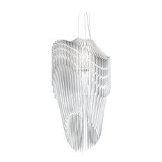 Avia Suspension Lamp, White, Large
