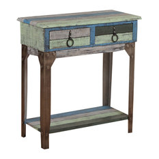 Powell Furniture Small Hall Console Table Tables