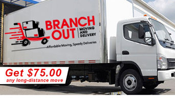 Branch Out Moving and Delivery
