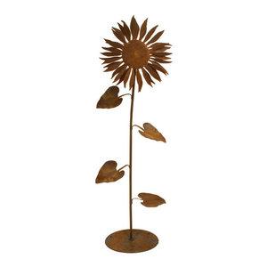Sun Flower Garden Sculpture, Small