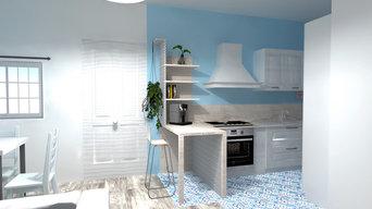 """Progettazione Architettonica ed Interior Design """"Appartamento Privato"""""""