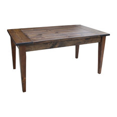Rustic Dining Room Tables Houzz