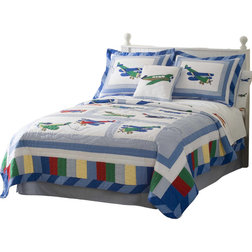 Awesome Contemporary Kids Bedding by PASB Inc
