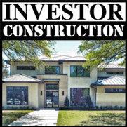 Investor Construction, Dallas / Plano Tx's photo