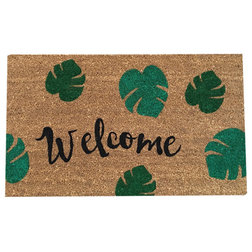 Tropical Doormats by Nickel Designs