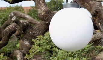 Objet lumineux pour la décoration de la terrasse ou du jardin