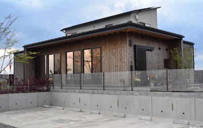 東日本大震災からの自宅再建【Part 1】海辺の土地にカフェ付き住宅を新築