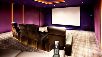 Basement Home Cinema - High End